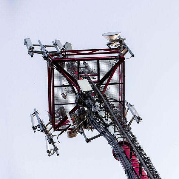 Infrastructure-de communication-radio